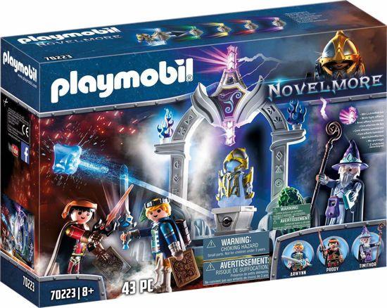 Picture of Playmobil Novelmore Ιερό Της Μαγικής Πανοπλίας 70223