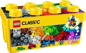 Picture of Lego Classic Medium Creative Brick Box 484τεμ. (10696)