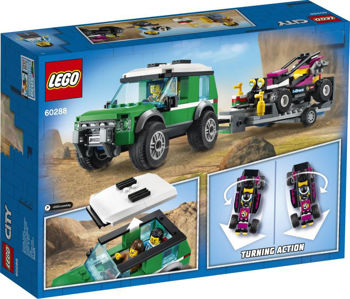 Picture of Lego City Race Buggy Transporter (60288)