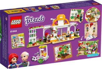 Picture of Lego Friends Heartlake City Organic Cafe 41444