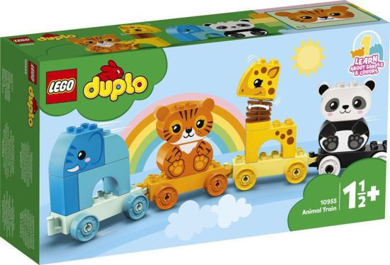 Picture of Lego Duplo My First Animal Train (10955)