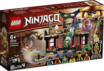 Picture of Lego Ninjago Tournament Of Elements 71735