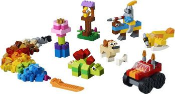 Picture of Lego Classic Basic Brick Set 11002