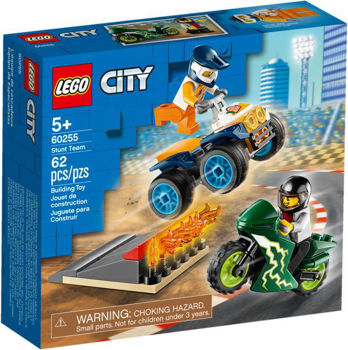 Picture of Lego City Stunt Team 60255