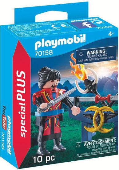 Picture of Playmobil Special Plus Ασιάτης Πολεμιστής (70158)
