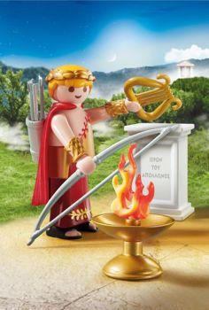 Picture of Playmobil Θεός Απόλλων (70218)