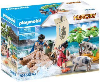 Picture of Playmobil Ο Οδυσσέας Και Η Κίρκη 70468