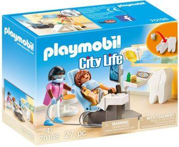 Picture of Playmobil Οδοντιατρείο (70198)