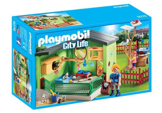 Picture of Playmobil City Life Ξενώνας Για Γατάκια 9276