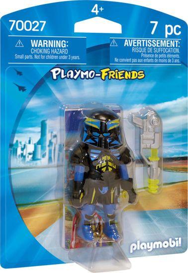 Picture of Playmobil Playmo-Friends Πράκτορας Του Διαστήματος (70027)