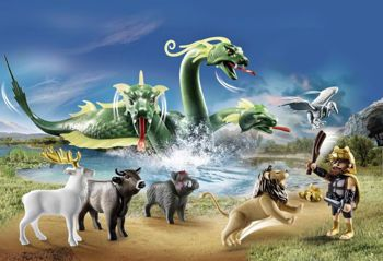 Picture of Playmobil History Οι Άθλοι Του Ηρακλή 70467
