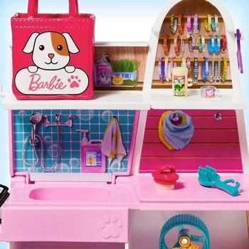 Picture of Mattel Barbie Pet Supply Store Μαγαζί Για Κατοικίδια GRG90