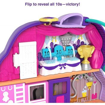 Picture of Mattel Polly Pocket Jumpin Style Pony FRY35 / GTN14