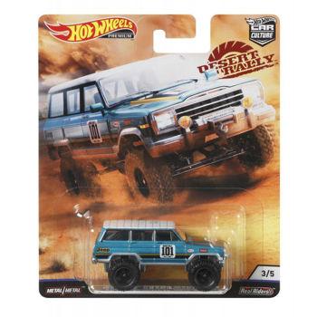 Picture of Mattel Hot Weels Street Tuners - Jeep Grand Wagoneer 88 Συλλεκτικό Αγωνιστικό FPY86 / FYN70