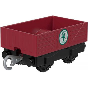 Picture of Fisher-Price Thomas And Friends Trackmaster Gustavo Με 2 Βαγόνια BMK93 / GHK78
