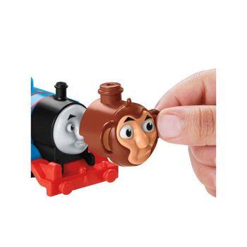 Picture of Fisher-Price Thomas The Train Μηχανοκίνητα Τρενάκια Σαφάρι Thomas Monkey Engine (GLK69/GLK70)