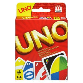 Picture of Mattel Uno Κάρτες (Game Changer) W2087