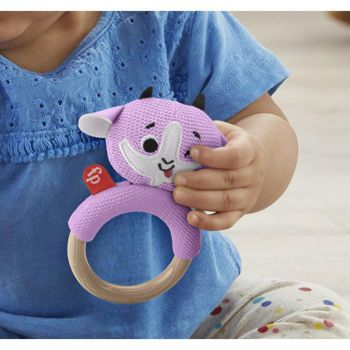 Picture of Fisher-Price Sensimals Ζωάκια Με Διάφορες Υφές GWW52 / GRR04