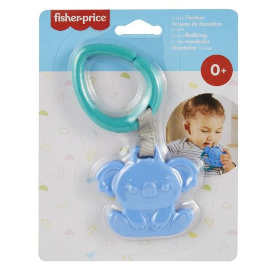 Picture of Fisher-Price Ζωάκια Οδοντοφυΐας Κοάλα GYN26