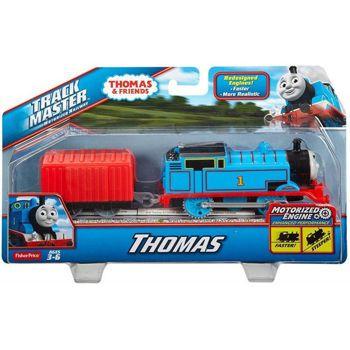 Picture of Fisher-Price Τόμας Μηχανοκίνητα Τρένα Με Βαγόνι, Thomas BMK87 / BML06