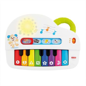 Picture of Fisher-Price Laugh And Learn Εκπαιδευτικό Πιάνο Με Φώτα GFV21