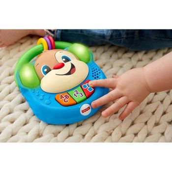 Picture of Fisher-Price Laugh & Learn Εκπαιδευτικό Ραδιοφωνάκι FPV17