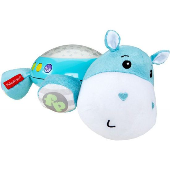 Picture of Fisher-Price Μουσικός Προβολέας Ιπποπόταμος CGN86