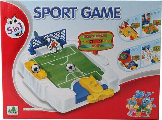 Picture of Zita Toys Επιτραπέζιο Παιχνίδι 7 Σε 1