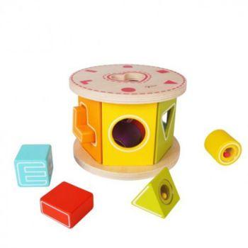 Picture of Classic World Παιχνίδι Εκμάθησης Σχημάτων Και Χρωμάτων CL5008