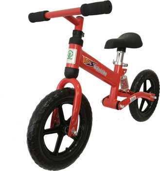 Picture of Zita Toys Ποδήλατο Ισορροπίας Κόκκινο Μεταλλικό 016.01FBB