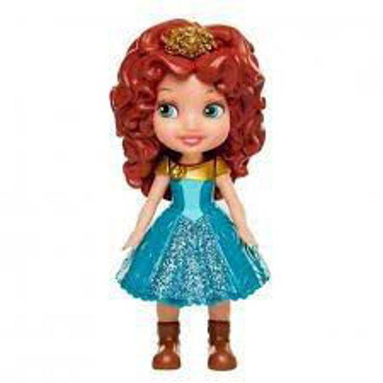 Picture of JAKKS PACIFIC Disney Princess Mini Merida Φιγούρες 7Cm JPA95532 / 84629