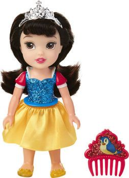 Picture of JAKKS PACIFIC Disney Princess Κούκλα Μικρή Χιονάτη 15Εκ. Με Αξεσουάρ JPA20611