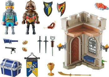 Picture of Playmobil Novelmore Starter Pack Πολιορκία 70499