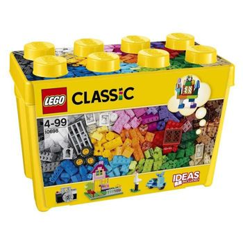Picture of Lego Classic Large Creative Brick Box 790τεμ. (10698)