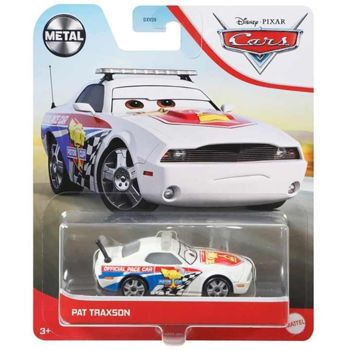 Picture of Mattel Disney And Pixar Cars Pat Traxson DXV29 / GXG59