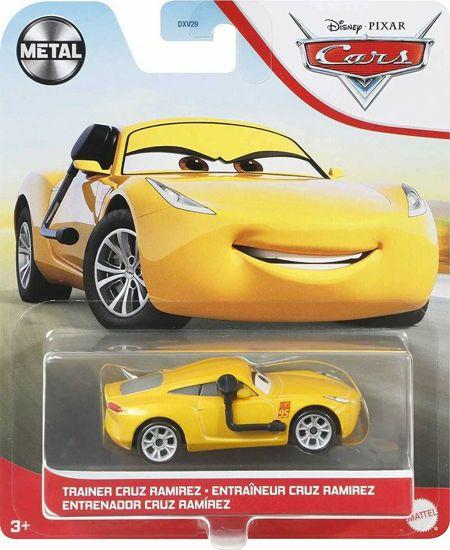 Picture of Mattel Disney And Pixar Cars Trainer Cruz Ramirez DXV29 / GXG61