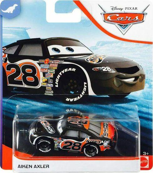 Picture of Mattel Disney Pixar Cars Αυτοκινητάκι Aizen Acler (Μαύρο) DXV29 / GXG35