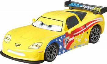 Picture of Mattel Disney Pixar Cars 3 Diecast Jeff Gorvette Vehicle DXV29 / GBY03