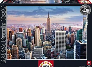 Picture of Educa Παζλ Midtown Manhattan New York Hdr 1000τεμ. 14811