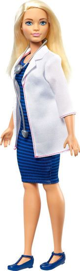 Picture of Mattel Barbie Γιατρός FXP00