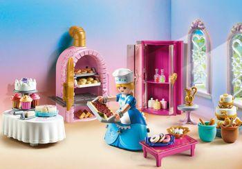 Picture of Playmobil Princess Πριγκιπικό Ζαχαροπλαστείο 70451