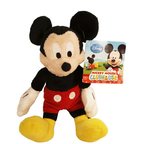 Picture of Disney Λούτρινo Mickey Mouse 18εκ. (22571)