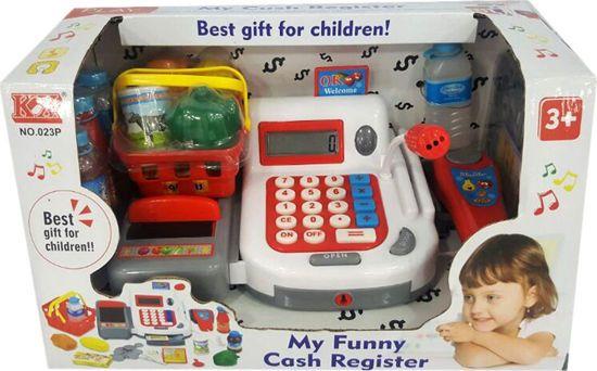 Picture of Snainter Παιδική Ταμειακή Μηχανή Μπαταρίας Με Αξεσουάρ 29.023SMA
