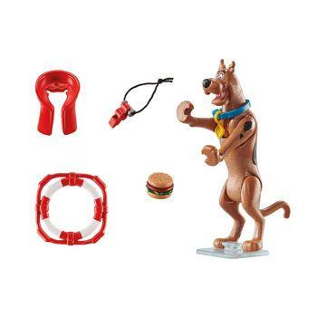 Picture of Playmobil Scooby Doo Συλλεκτική Φιγούρα Scooby Ναυαγοσώστης 70713