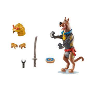 Picture of Playmobil Scooby Doo Συλλεκτική Φιγούρα Scooby Σαμουράι 70716