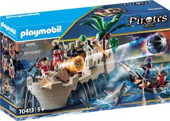 Picture of Playmobil Pirates Μικρό Οχυρό Λιμενοφυλάκων 70413