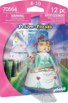 Picture of Playmobil Playmo Πριγκίπισσα 70564