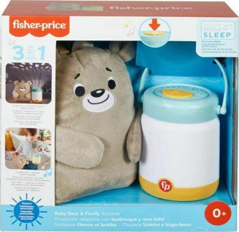 Picture of Fisher Price Μουσικός Προβολέας Με Αρκουδάκι Φιλαράκι GRR00