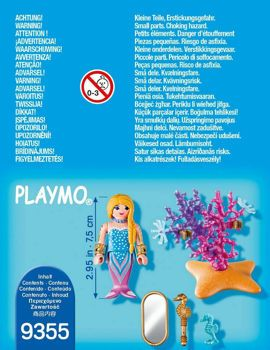 Picture of Playmobil Special Plus Γοργόνα Με Καθρέφτη 9355