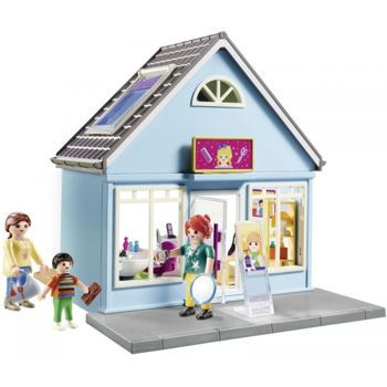 Picture of Playmobil City Life My Pretty Play-Hair Salon 70376